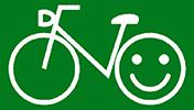 Logo radfreundlicher Betrieb